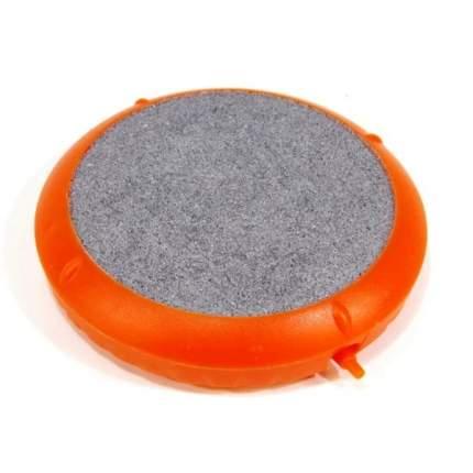 Распылитель для аквариума KW ZONE Disk Round L 95 мм круглый, камень, пластик