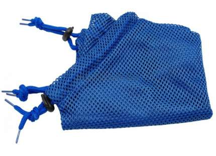 Сумка для купания и груминга кошек OSSO Fashion синяя L