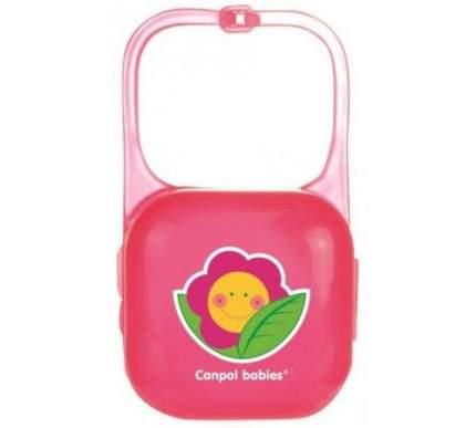 Контейнер для пустышки Canpol арт. 2/927 цвет розовый