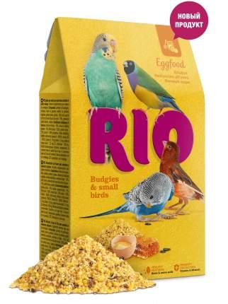 Корм яичный для волнистых попугаев и мелких птиц RIO Eggfood, 250 г