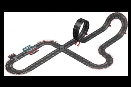 Автотрек Carrera Go!!!+ Keep on Racing