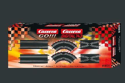 Дополнительные части Carrera Go!!! Набор №1
