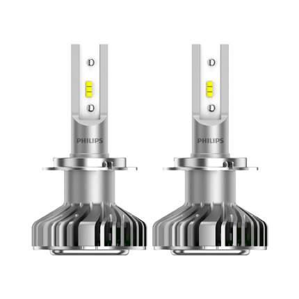 Лампа H7 12v-Led (Px26d) 6200k 14w Ultinon Led 2 Шт. Led Pen 90006 Philips 11972ULWX2/LP