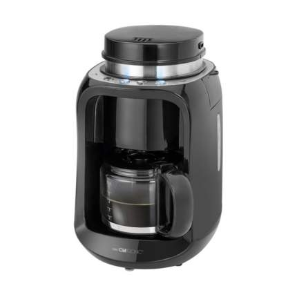 Кофеварка капельного типа Clatronic KA 3701 Black/Inox