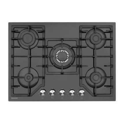 Встраиваемая газовая панель Graude GS 70.1 S Black