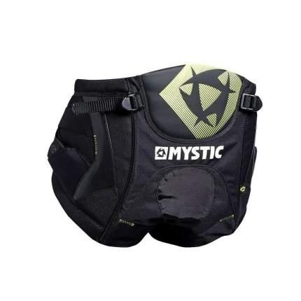 сидячая трапеция Mystic Star Seat Black/Yellow 2019 (S)