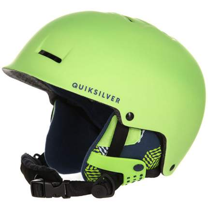 Горнолыжный шлем Quiksilver Fusion 2019, lime green, L