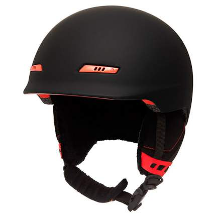 Горнолыжный шлем Quiksilver Play 2019, black, L