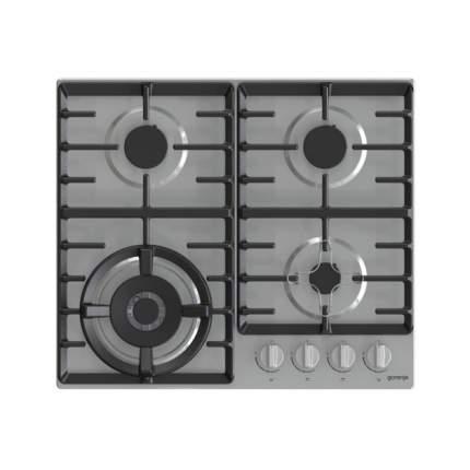 Встраиваемая газовая панель Gorenje GW 641 CX Silver