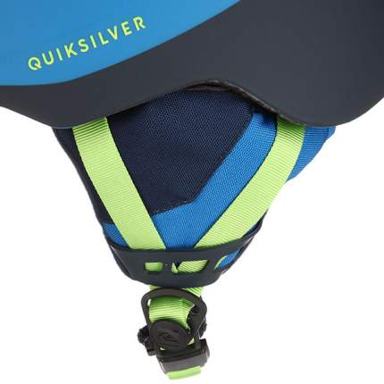 Горнолыжный шлем Quiksilver Play 2019, daphne blue, S