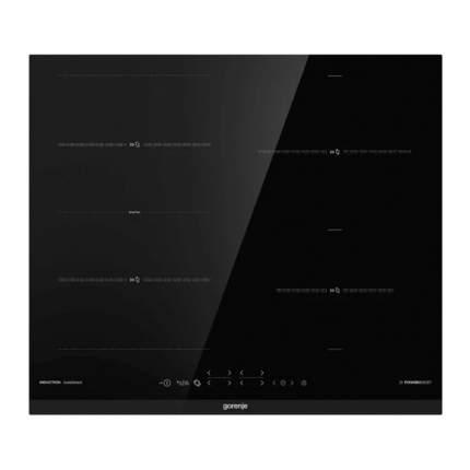 Встраиваемая индукционная панель Gorenje IT 645 BCSC Black