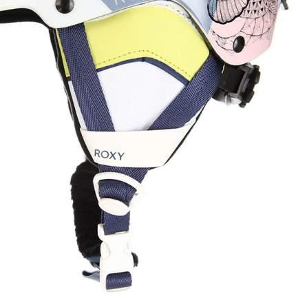 Горнолыжный шлем Roxy Happyland 2019, bright white alska, S