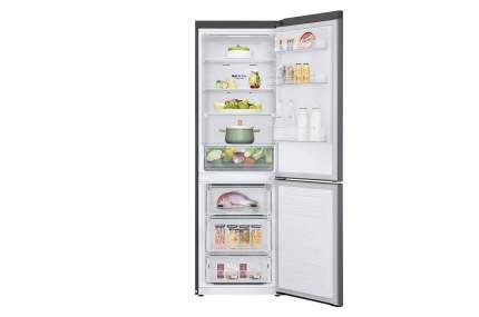 Холодильник LG GA-B 459 MLSL Grey