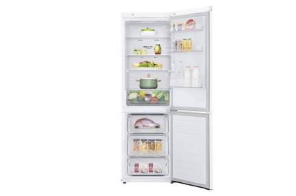 Холодильник LG GA-B 459 MQSL White