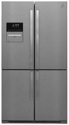 Холодильник Jacky`s JR FI526V Inox