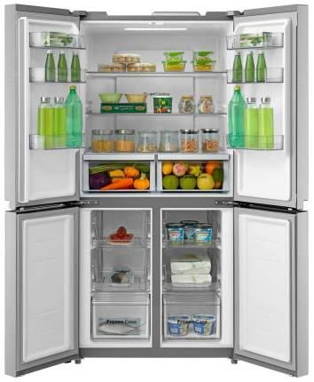 Холодильник Daewoo RMM700BG Black