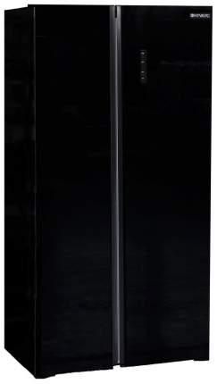 Холодильник Shivaki SBS-572 DNFGBL Black