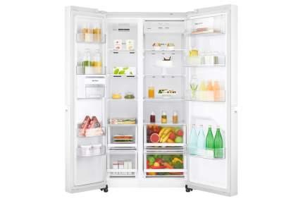 Холодильник LG GC-B 247 SVDC White