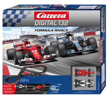 Автотрек Carrera Digital 132 Formula Rivals Set
