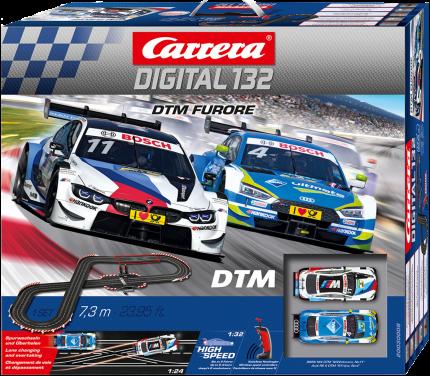 Автотрек Carrera Digital 132 DTM Furore