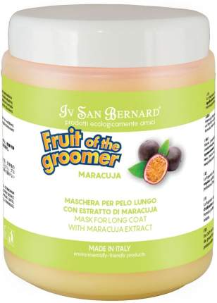 Маска для кошек и собак ISB Fruit of the Grommer Maracuja для длинной шерсти, 1 л