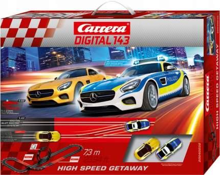 Автотрек Carrera Digital 143 High Speed Getaway