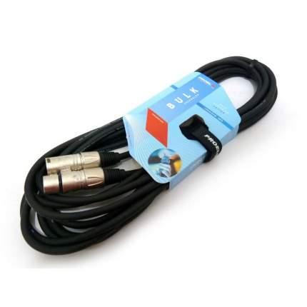 Микрофонный кабель Proel BULK250LU20 20м