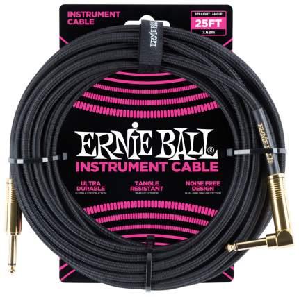Кабель инструментальный Ernie Ball 6058