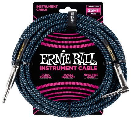 Кабель инструментальный Ernie Ball 6060