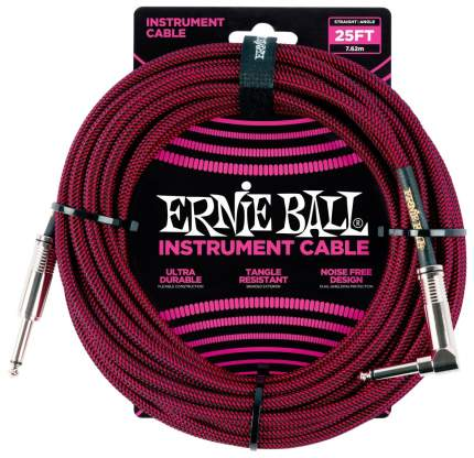 Кабель инструментальный Ernie Ball 6062