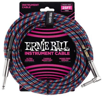 Кабель инструментальный Ernie Ball 6063