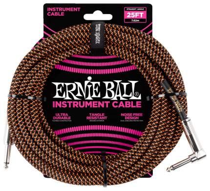 Кабель инструментальный Ernie Ball 6064