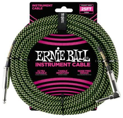 Кабель инструментальный Ernie Ball 6066