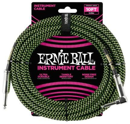 Кабель инструментальный Ernie Ball 6077 3,05 м