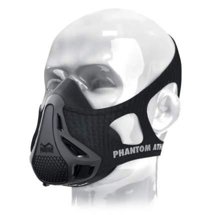 Тренировочная маска Phantom Training Mask черный M