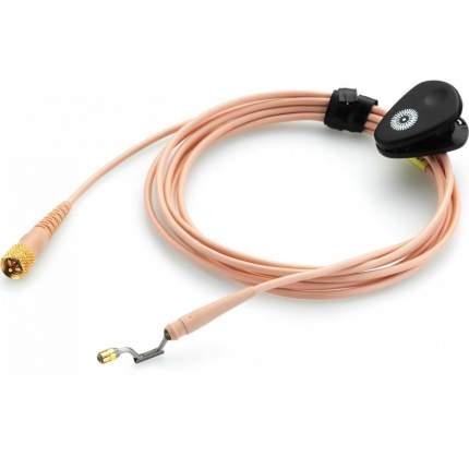 DPA CH16F00 Кабель для миниатюрных микрофонов d:fine серии разъем MicroDot бежевый