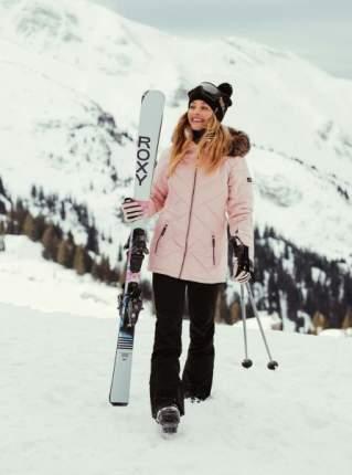 Женская сноубордическая куртка Quinn, розовый, XS