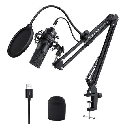 Микрофон Fifine K780 Black