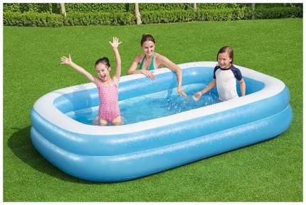 Надувной бассейн Bestway 54006 262x175x51 см