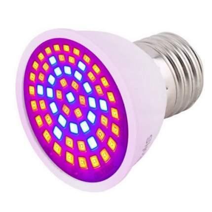 Светодиодная фитолампа Maple Lamp LED 2-E27-6W-Flora Е27, 6 Вт