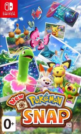 Игра New Pokemon Snap для Nintendo Switch
