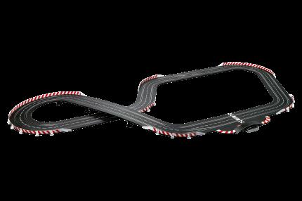 Автотрек Carrera Digital 132 GT Face Off