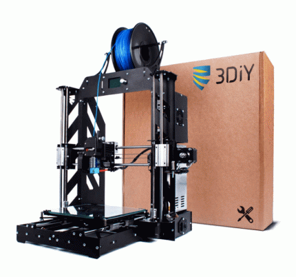 3D принтер Prusa i3 Steel v2 Kit