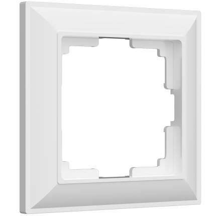 Рамка на 1 пост (белый) Werkel W0012201