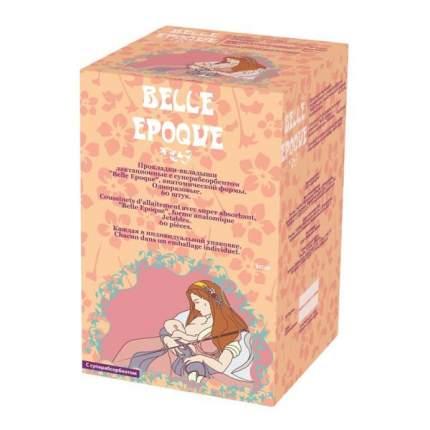 Прокладки-вкладыши лактационные одноразовые Belle Epoque с суперабсорбентом, 60 шт.