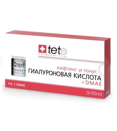 Гиалуроновая кислота с ДМАЭ TETe Cosmeceutical Hyaluronic Acid + DMAE
