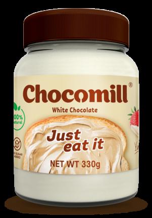 Шоколадная паста Chocomill белая 330 г