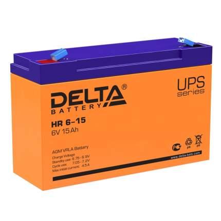 Аккумулятор для ИБП Delta HR 6-15