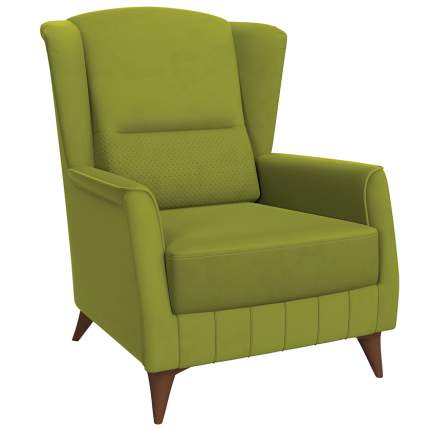 кресло НижегородмебельИК Эшли ТК 194 Эйрсан 8/Луна 8, 84х96х101 см.