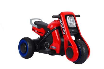 Электромотоцикл Наша Игрушка 818-RED красный